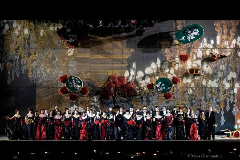 trucco teatro Arezzo Toscana