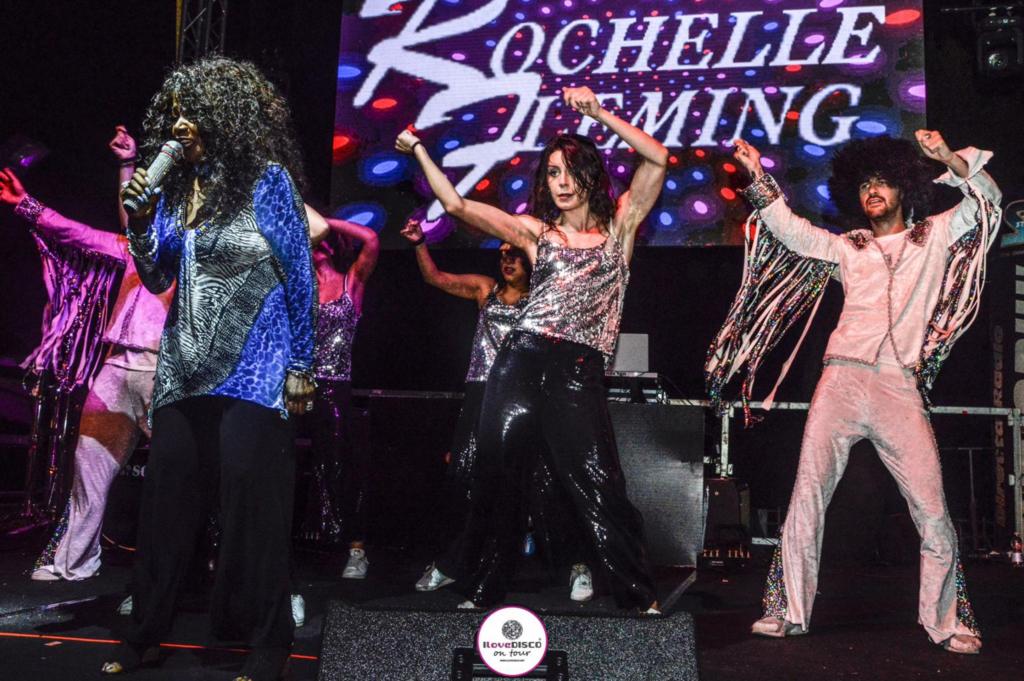 Rochelle Fleming ballerinei