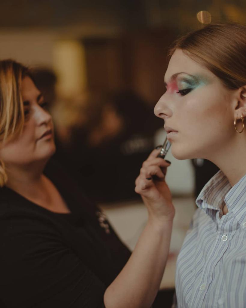 Makeup Moda Laura Vanni